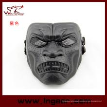 Fiesta de la malla protectora facial militar Máscara DC-06