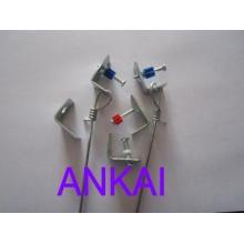 12ga X 6ft cabide fios (AK-HW12-6)