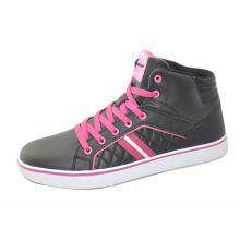 2013 high neck casual sneaker shoes women