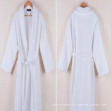 Самый дешевый Вафельный халат для гостиницы/Домашний Пижама (DPF10133)