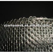 Malla de alambre rizado de alta calidad