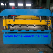 Bohai Steel Tile Roll Forming Machine