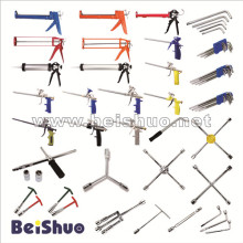 Hochwertiges Handwerkzeug / Werkzeugsatz / Schraubenschlüssel / Abdichtungspistole / Schaumstoffpistole