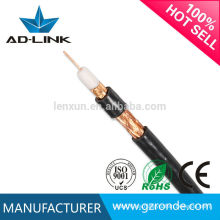 Fabricación RG6 cable en cables de comunicación HD TV por satélite OEM ODM Hecho en China