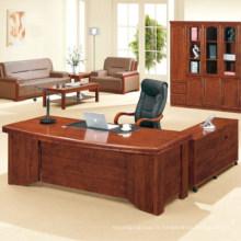 SteelArt usine noyer bois bureau exécutif table design bureau table FEC2602