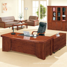 SteelArt factory walnut wood executive office table design office table FEC2602