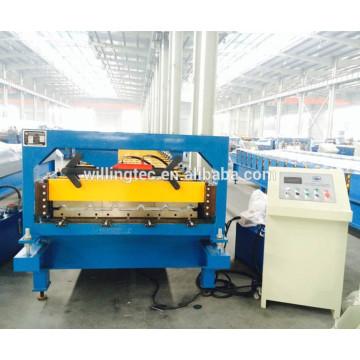 Máquina de perfuração de perfil de aço