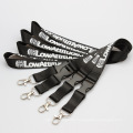 Silk Printing/Heat Transfer/Woven Polyester/Nylon Custom Lanyards