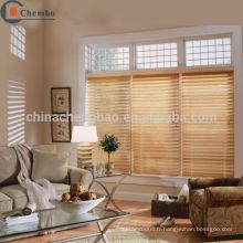 Cheap faux wood wooden blinds fournisseurs de porc en ligne