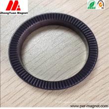 PA 12 Injected Plastic Ferrite Magnet for LG Motor