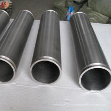 Tubos de tungstênio com a melhor qualidade de 99,95%