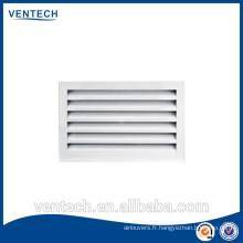 Grille de climatisation fourniture grille/simple déflexion