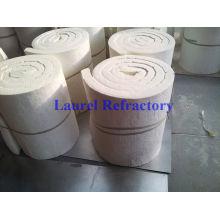 Thermal Shock Resistance Ceramic Fiber Blanket For Fire Protection