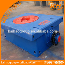Superbe qualité en stock Rotary Table Used Oilfield Drilling Rig