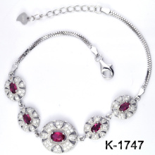 Bracelet en bijoux en argent 925 en vrac de nouveaux styles (K-1747. JPG)