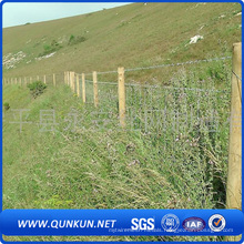 High Tensile Galvanized Cattle Horse Cattle Mesh Fence