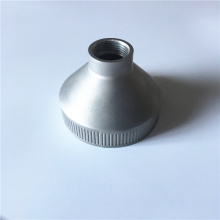 Stainless steel cover precision casting parts with anodizing