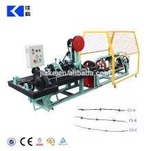 Factory Best Price Automatic Barbed Wire Machine