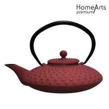 Cast Iron Antique Teapot