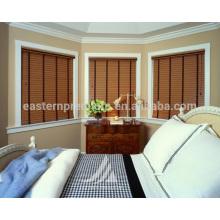 devorative wooden venetian blinds manual shades