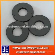 12 polos multipolar anillo magnético / múltiples polos motor rotor fabricante / multi-polo sinterizado ferrita imán fábrica