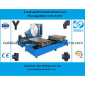 500mm/800mm HDPE Pipe Fittings Workshop Fitting Welding Machine