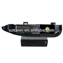 Sistema multimedia Android para Renault Scenic con GPS / Bluetooth / TV / 3G