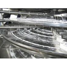 Série PLG Continous Disc Plate Secador Secadora Equipamento