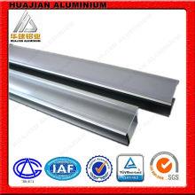 Perfis de alumínio de alta qualidade para móveis