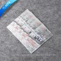 Diseño de etiqueta colgante troquelada / Etiqueta de papel / Etiqueta oscilante