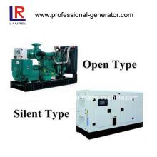 Générateur diesel silencieux Cummins (50kVA à 500kVA)