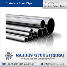 Cost Effective Durable Stainless Steel Seamless Pipe at Reliable Price