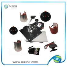 High quality t shirt printing machine mug printing machine