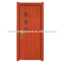 Eco-friendly melamine shower Room Door Design