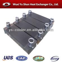 Hersteller von maßgeschneiderten Aluminium wassergekühlten Wärmetauscher Hersteller