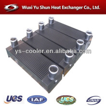 manufacturer of customized aluminum water cooled heat exchanger manufacturer