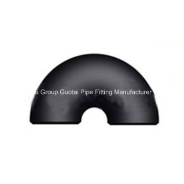 Professional 16 Mn Carbon Steel Welded Elbow