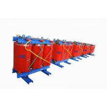 Transformadores de bobina de elenco com eficiência energética