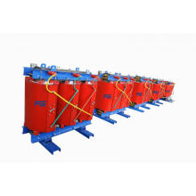 Transformadores de bobina de fundición energéticamente eficientes