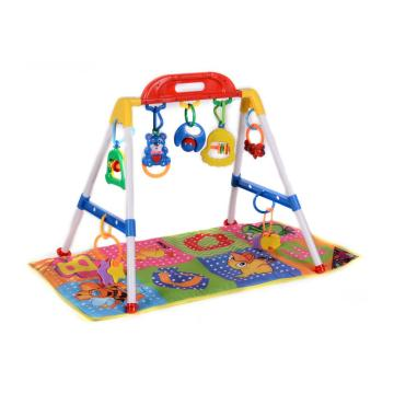 Plastic Baby Activity Mat with Rattle