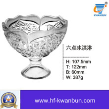 Good Quality Ice Cream Glass Bowl Hot Sale Tableware Kb-Hn0150