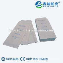 Poche médicale de papier de stérilisation de gousset de cachetage de la chaleur
