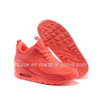 Chaussures de sport rouge à eau pour chaud
