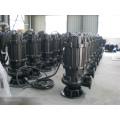 WQK/QG belt cutting device sewage pump