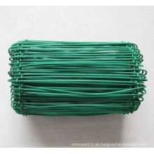 PET Plastic Coated Metallbeutel Tie Wire