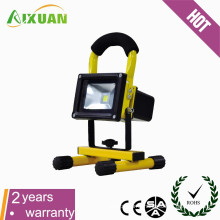 best selling 10W rechargeable led floodlight