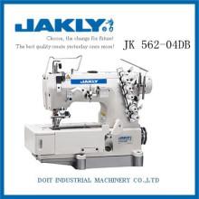 Machine à coudre industrielle d'interlock de bruit de JK562-04DB plus faible