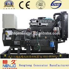 CER-Zertifikat Weichai-Reihe 180kw Dieselaggregat