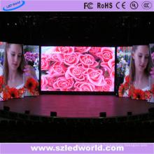 Cartelera a todo color de alquiler interior de la pantalla LED P4.81 para hacer publicidad (CE, RoHS, FCC, CCC)