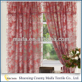 Best selling Shaoxing supplier Fashion High-grade mobile home curtain